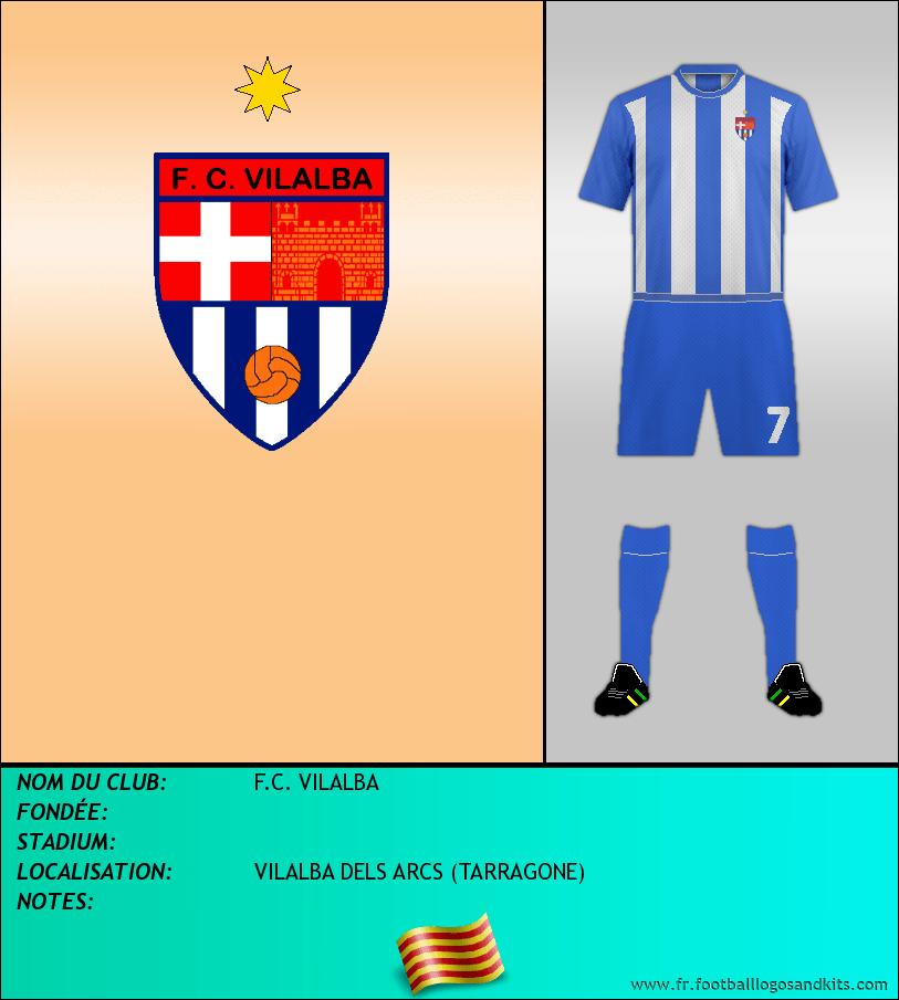 Logo de F.C. VILALBA