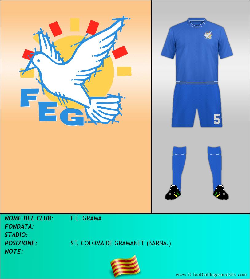 Logo di F.E. GRAMA
