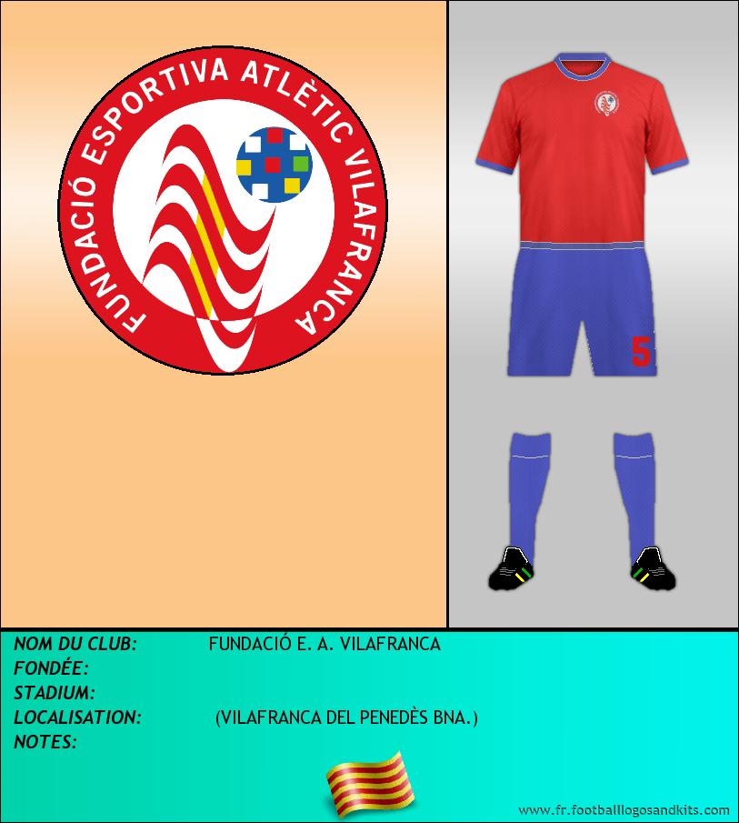 Logo de FUNDACIÓ E. A. VILAFRANCA