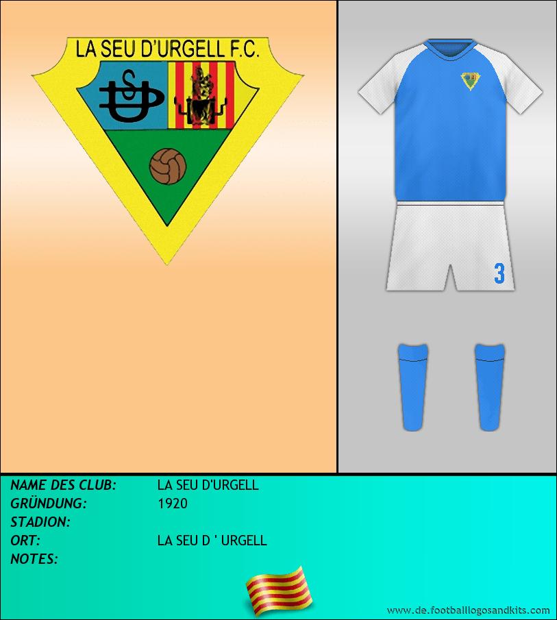 Logo LA SEU D'URGELL
