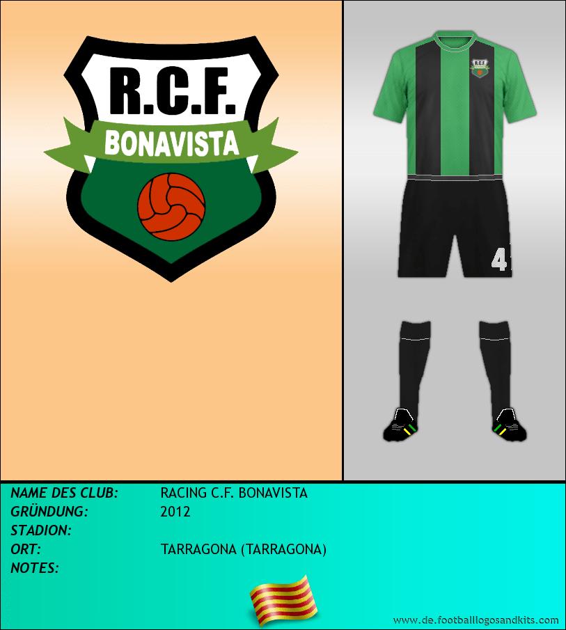 Logo RACING C.F. BONAVISTA