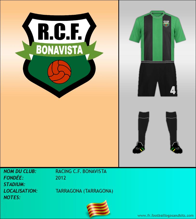 Logo de RACING C.F. BONAVISTA