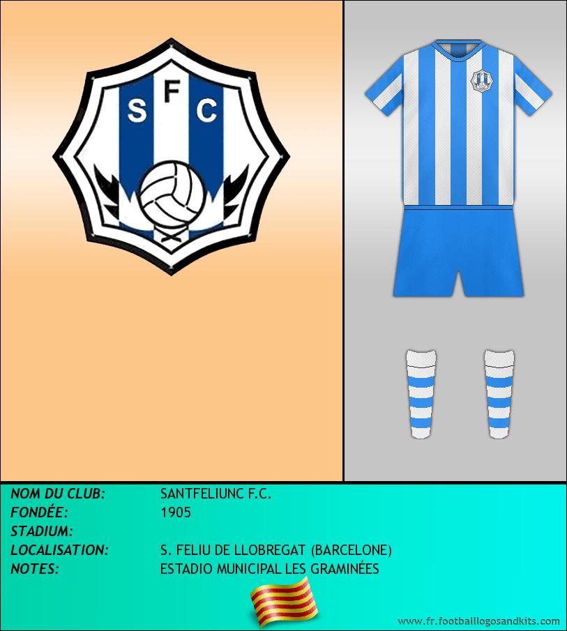 Logo de SANTFELIUNC F.C.