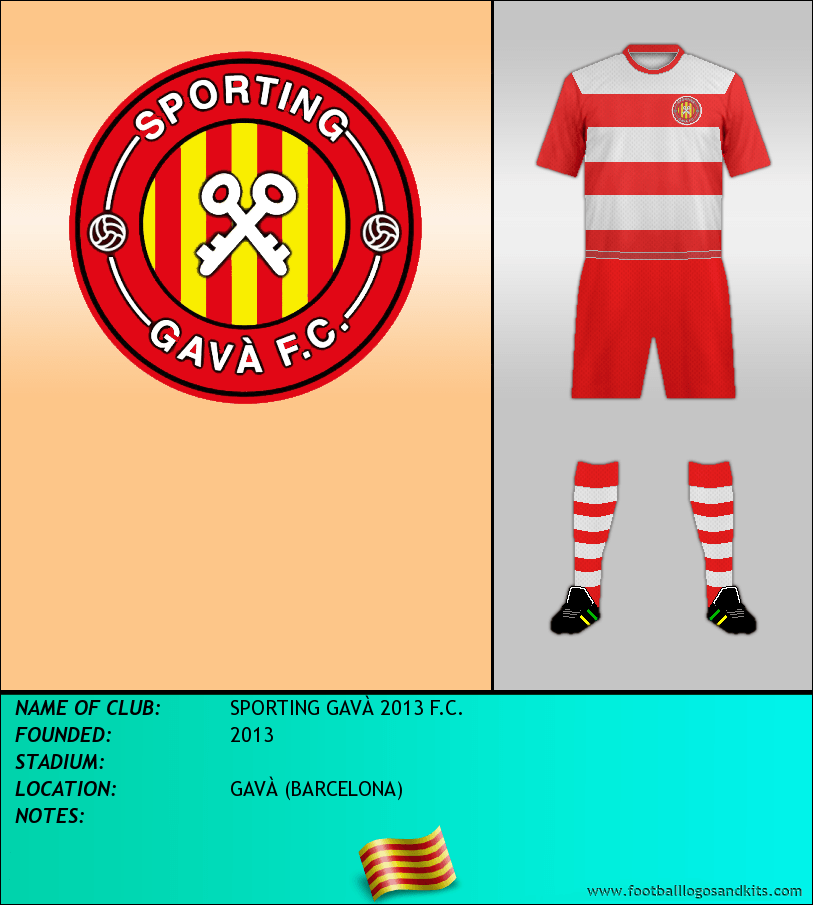 Logo of SPORTING GAVÀ 2013 F.C.