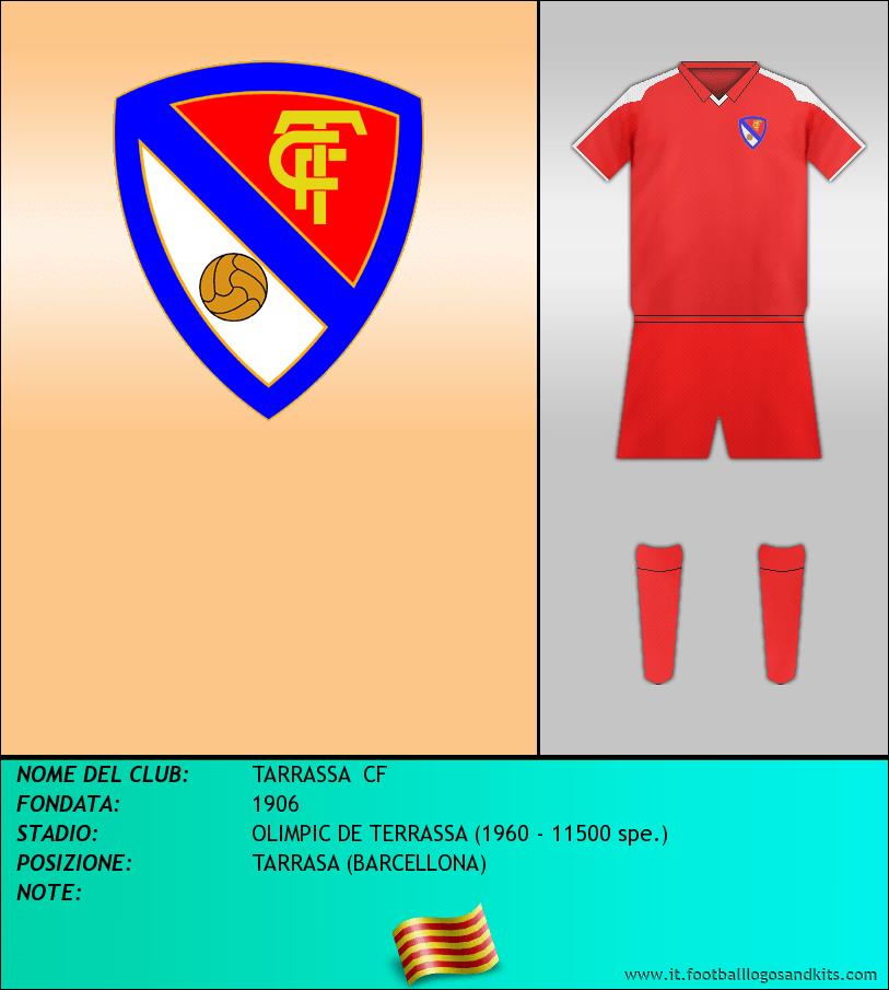 Logo di TARRASSA  CF