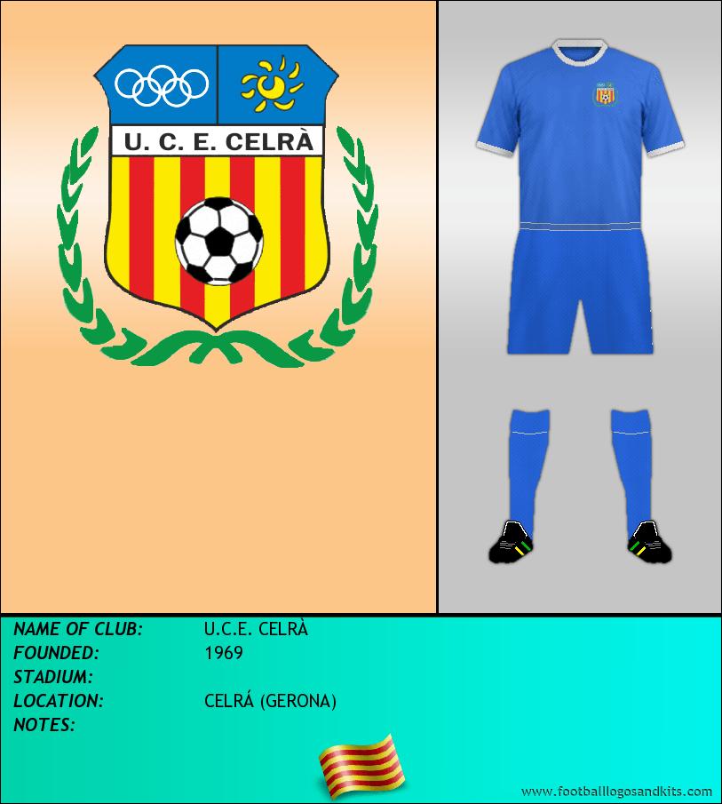 Logo of U.C.E. CELRÀ