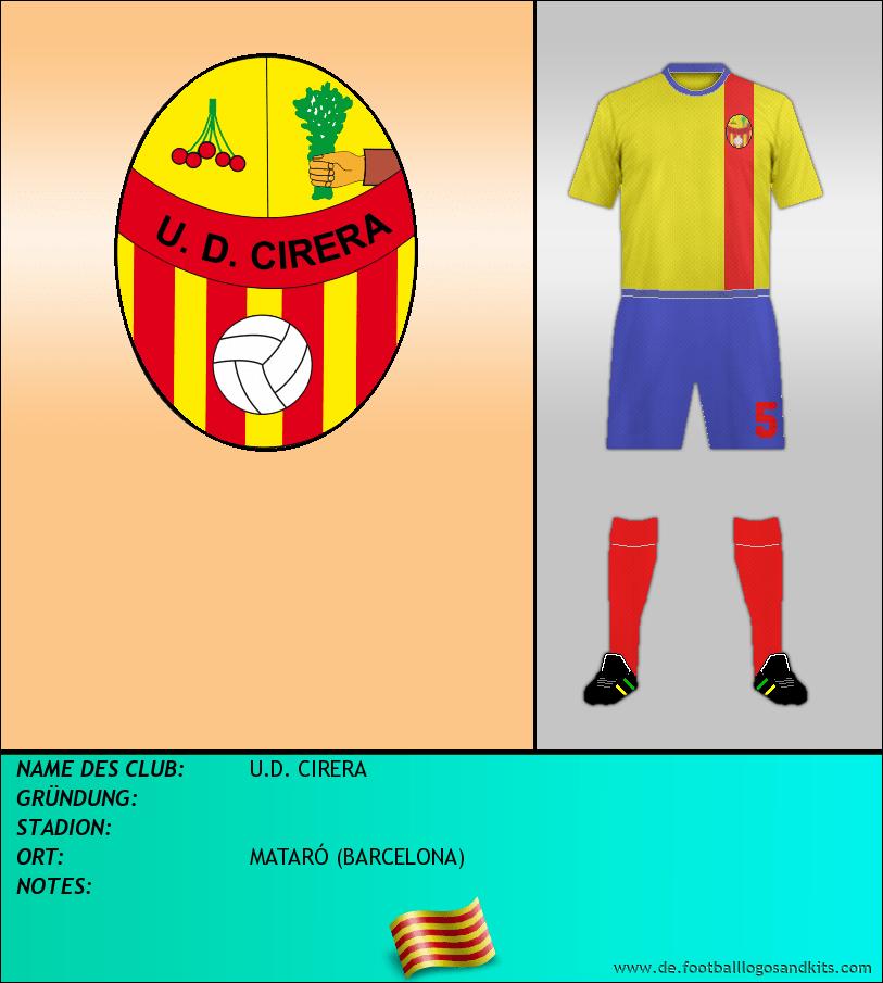 Logo U.D. CIRERA