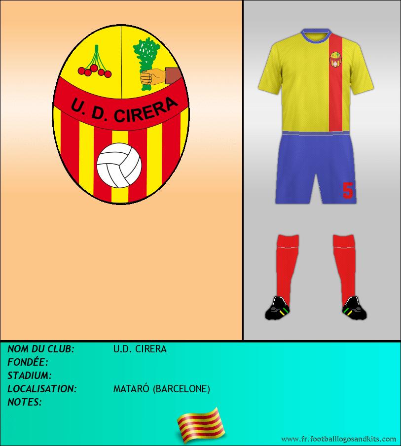 Logo de U.D. CIRERA