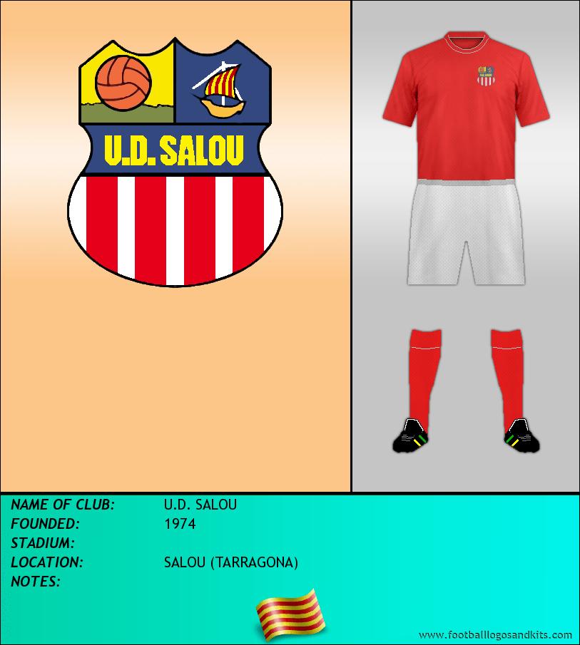 Logo of U.D. SALOU
