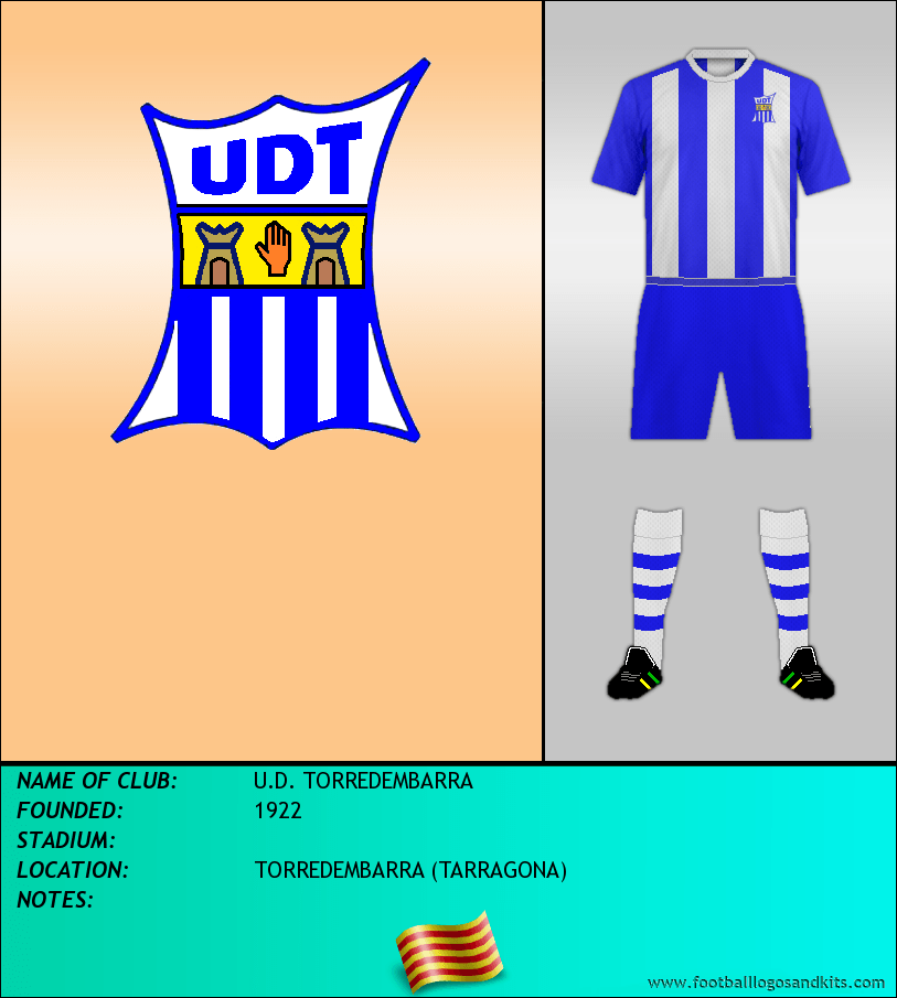 Logo of U.D. TORREDEMBARRA