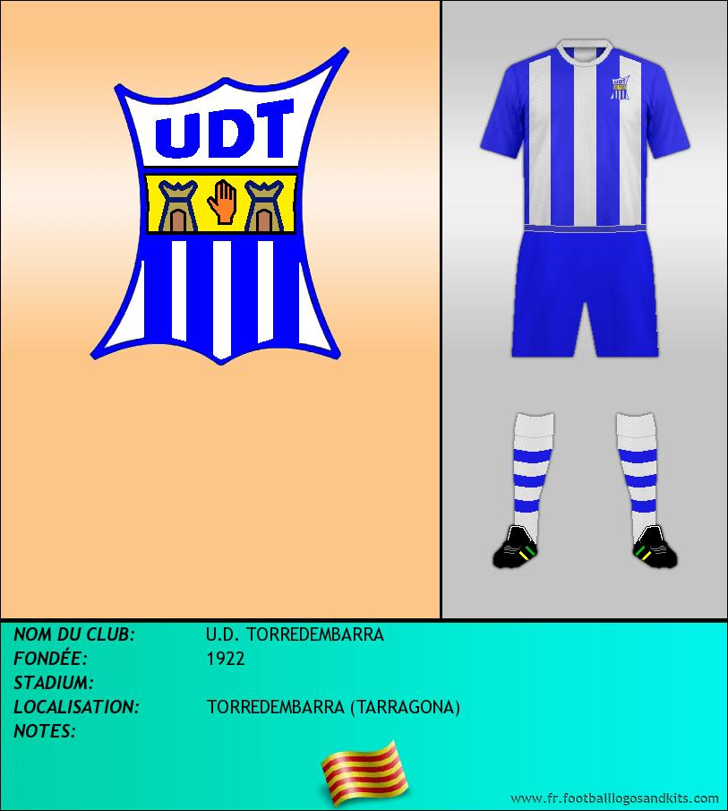 Logo de U.D. TORREDEMBARRA