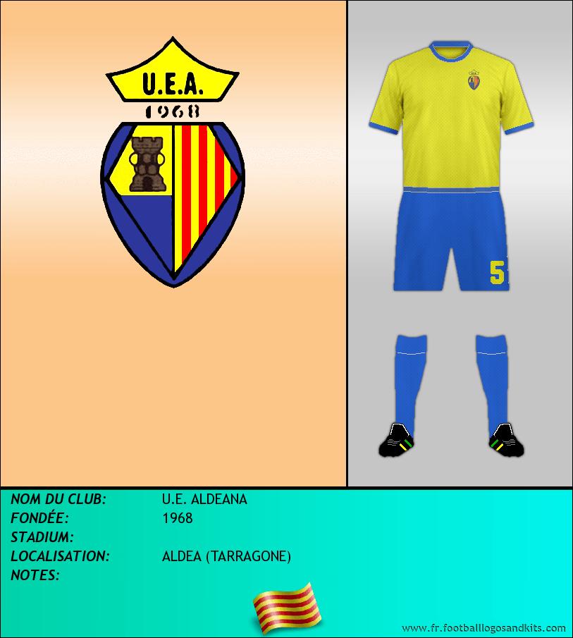 Logo de U.E. ALDEANA