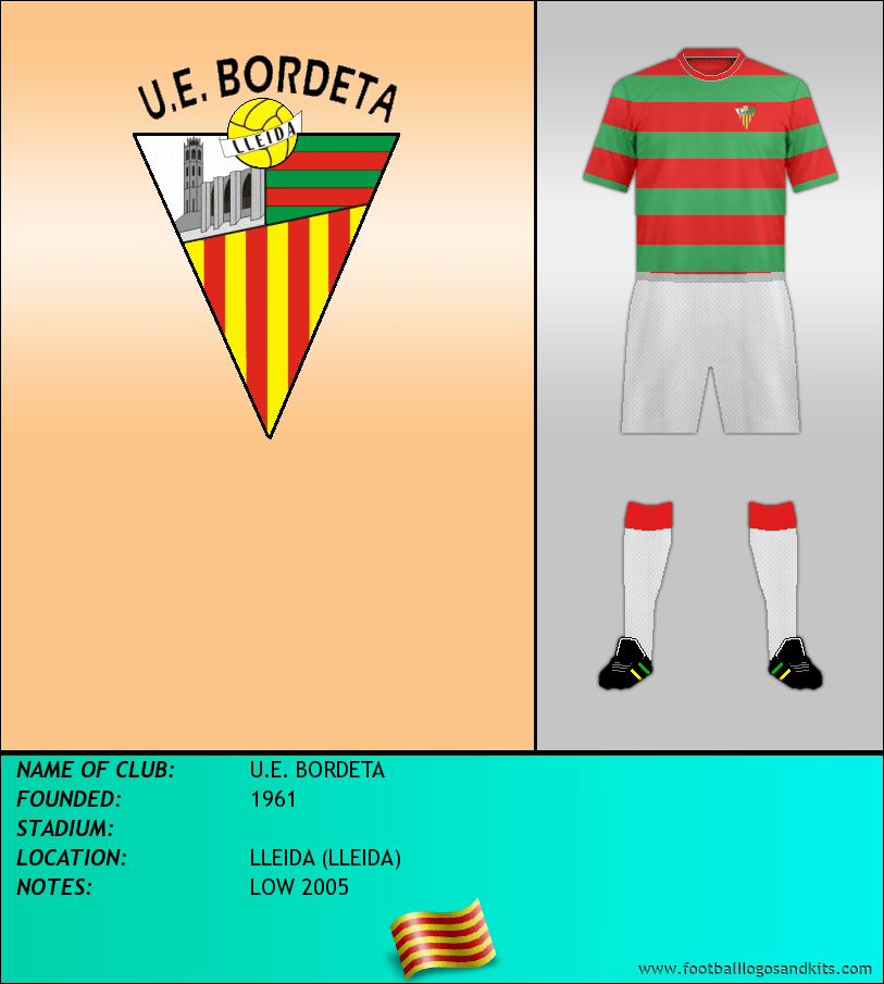 Logo of U.E. BORDETA