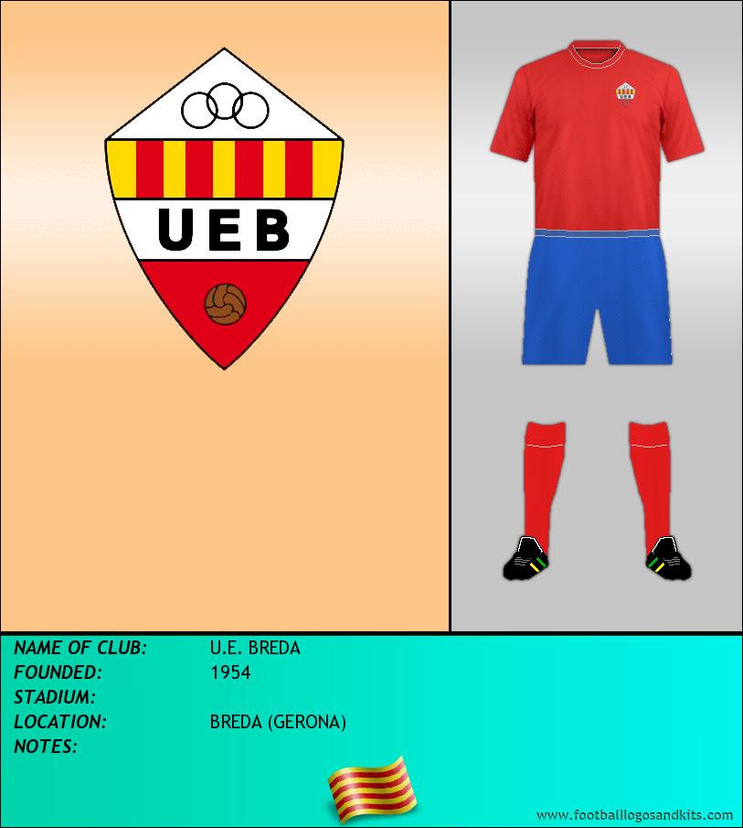 Logo of U.E. BREDA