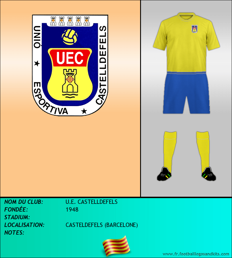 Logo de U.E. CASTELLDEFELS