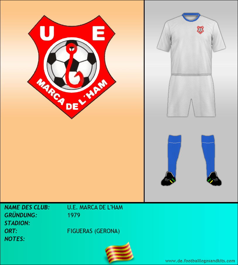 Logo U.E. MARCA DE L'HAM