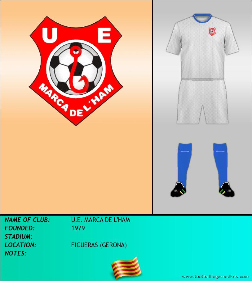 Logo of U.E. MARCA DE L'HAM