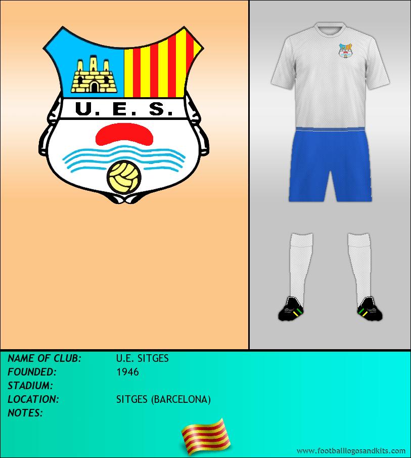 Logo of U.E. SITGES