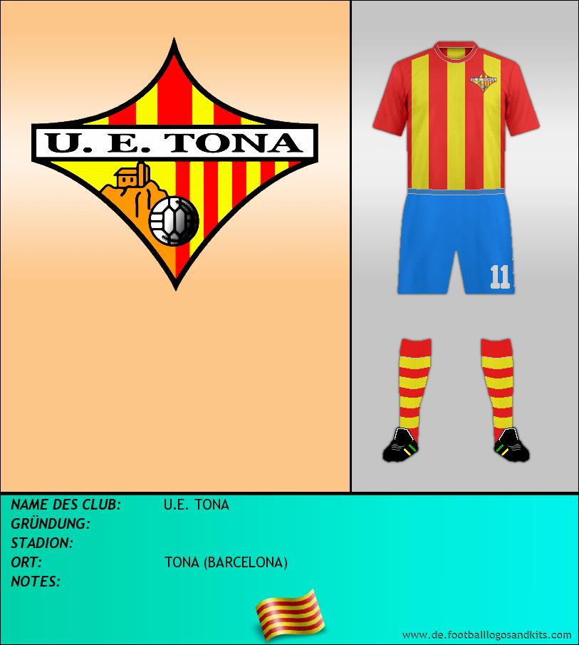 Logo U.E. TONA