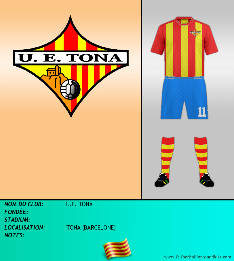 Logo de U.E. TONA