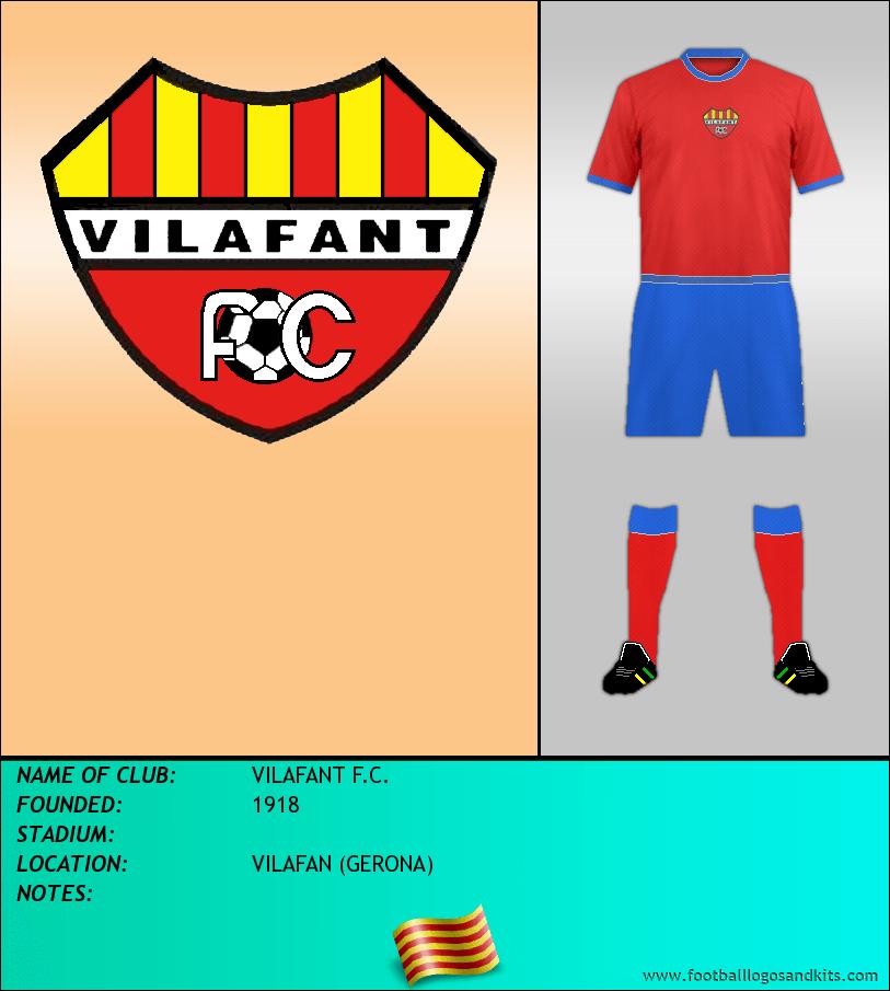 Logo of VILAFANT F.C.