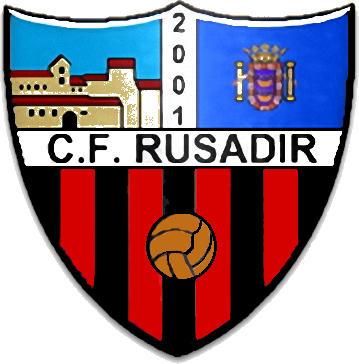Logo of C.F. RUSADIR (CEUTA-MELILLA)