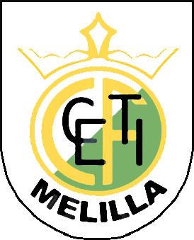 Logo de CETI MELILLA C.F. (CEUTA ET MELILLA)