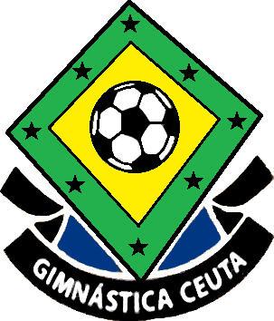 Logo of GIMNÁSTICA CEUTA (CEUTA-MELILLA)
