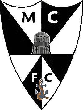 のロゴセウタの壁フットボールクラブ (セウタ メリリャ)