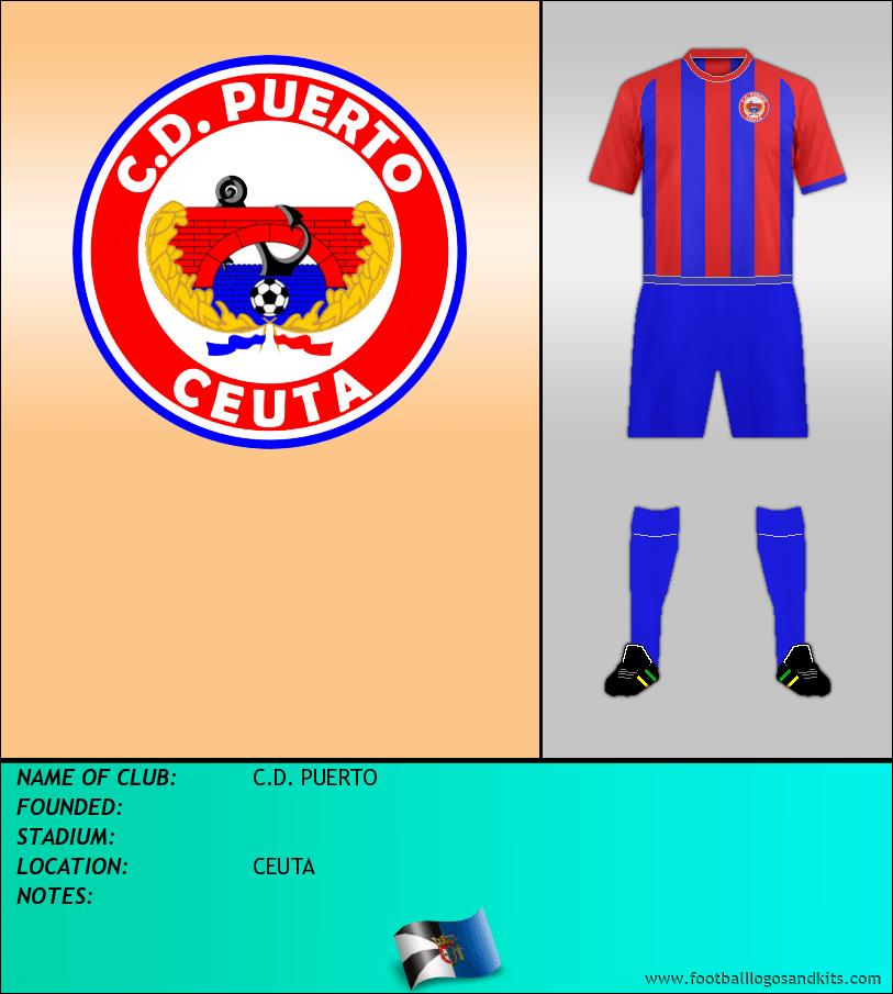 Logo of C.D. PUERTO