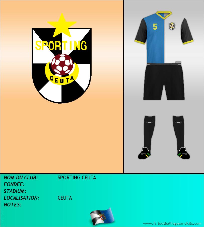 Logo de SPORTING CEUTA