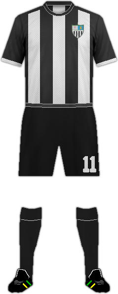 Trikot ATHLETIC VALLE A.D.