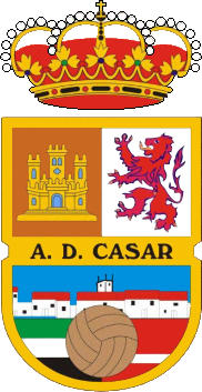 Logo of A.D. CASAR (EXTREMADURA)