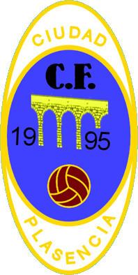 Logo of A.D. CIUDAD DE PLASENCIA C.F.  (EXTREMADURA)