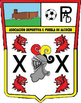Logo of A.D. PUEBLA DE ALCOCER (EXTREMADURA)