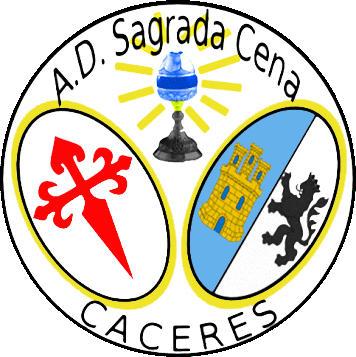 Logo of A.D. SAGRADA CENA (EXTREMADURA)