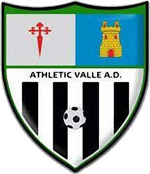 Logo of ATHLETIC VALLE A.D. (EXTREMADURA)