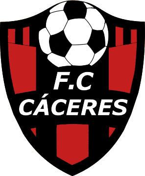 Logo of CÁCERES F.C. A.S.D. (EXTREMADURA)
