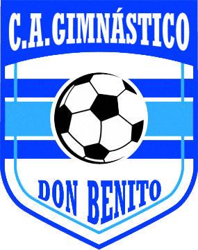 Logo of C.A. GIMNÁSTICO DON BENITO (EXTREMADURA)