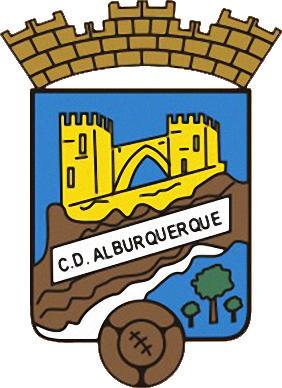 のロゴアルブルケルケクラブ (エストレマドゥーラ州)
