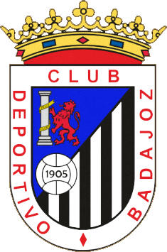 Logo of C.D. BADAJOZ (EXTREMADURA)
