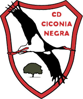 のロゴC.D. チコニア ネグラ (エストレマドゥーラ州)