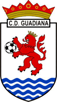 Logo of C.D. GUADIANA.. (EXTREMADURA)