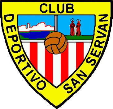 Logo de C.D. SAN SERVAN (EXTREMADURA)
