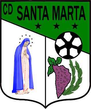 Logo di C.D. SANTA MARTA  (EXTREMADURA)