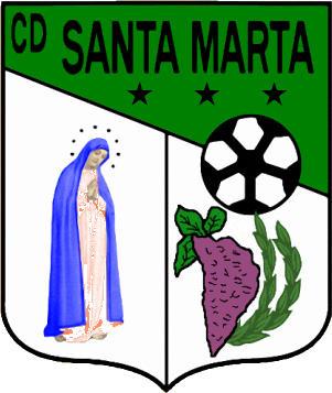 Logo of C.D. SANTA MARTA HASTA 2019 (EXTREMADURA)