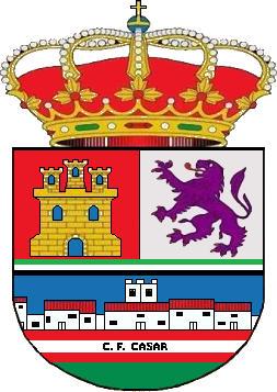 Logo of C.F. CASAR DE CÁCERES (EXTREMADURA)