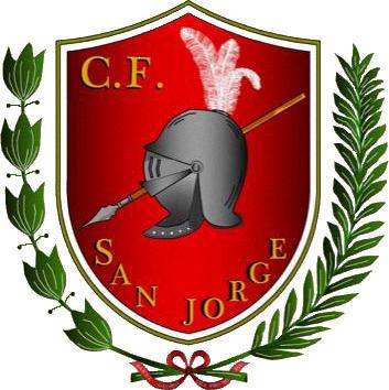Logo of C.F. SAN JORGE (EXTREMADURA)