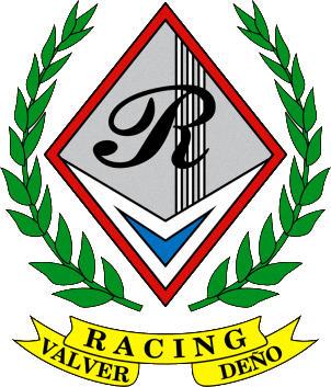 Logo of C.P. RACING VALVERDEÑO (EXTREMADURA)