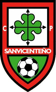 のロゴsanvicenteñoスポーツクラブ (エストレマドゥーラ州)